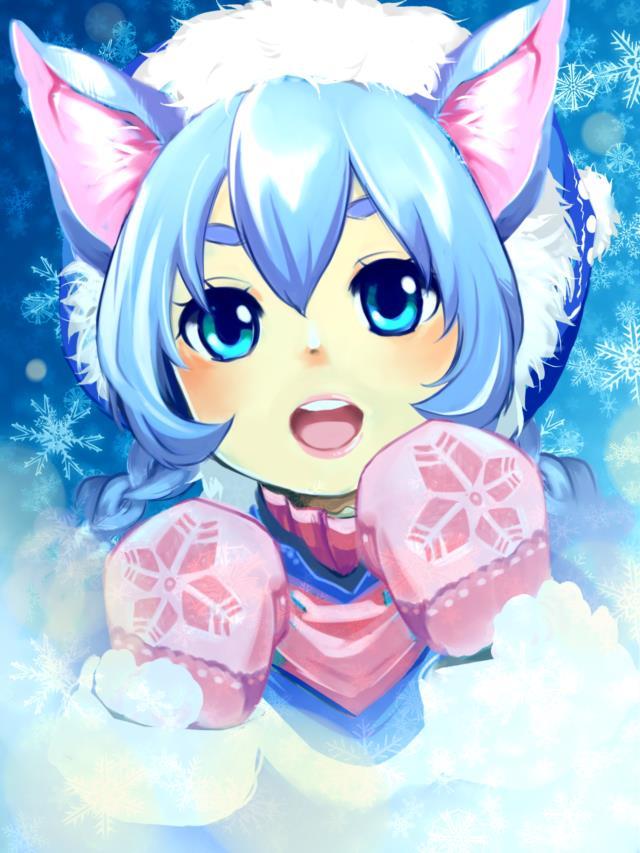 コヨミちゃん(白猫プロジェクト)の幼女かわいい画像まとめ-8