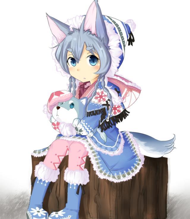 コヨミちゃん(白猫プロジェクト)の幼女かわいい画像まとめ-9