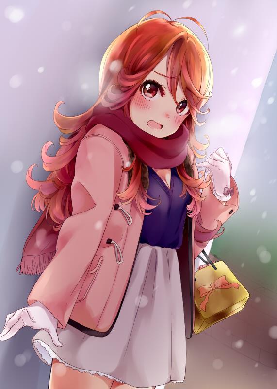 臼田スミレちゃん(ナナシス)のイミワカかわいいエロ画像まとめ-9