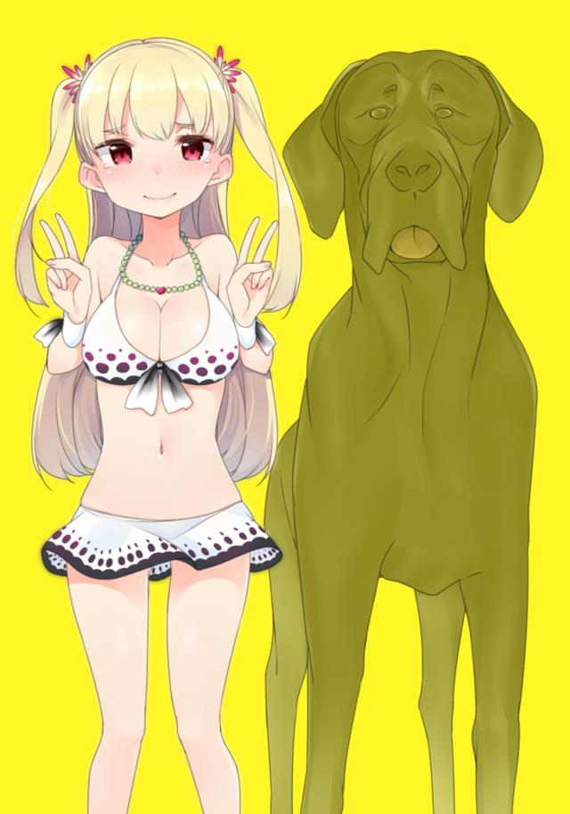 Tokyo7thシスターズ、キョーコちゃんのエロ画像まとめ 金髪巨乳アイドルの素晴らしさ! part2-3