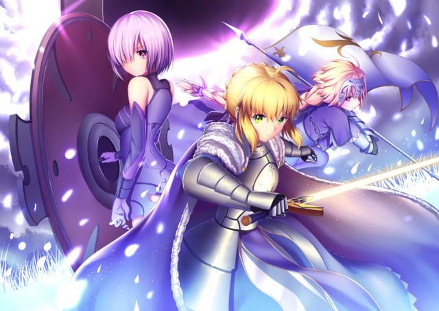 Fate/Grand Order マシュちゃんのエロ画像まとめ part2-3