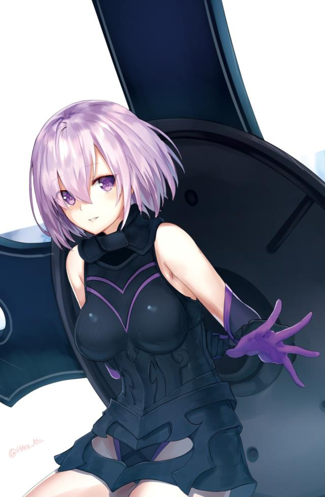 Fate/Grand Order マシュちゃんのエロ画像まとめ part3-21