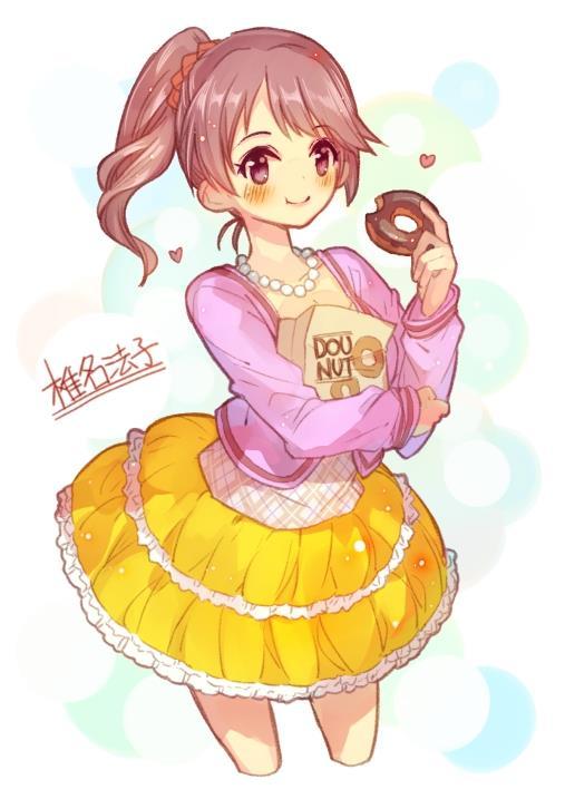デレマスのドーナッツ娘、椎名法子ちゃんのエロ画像まとめ-10