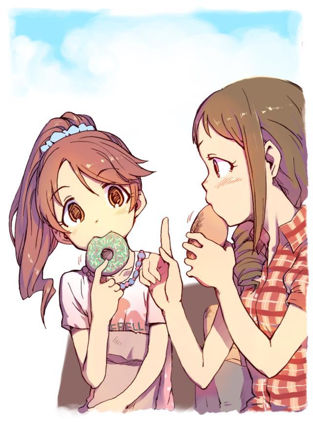 デレマスのドーナッツ娘、椎名法子ちゃんのエロ画像まとめ-1