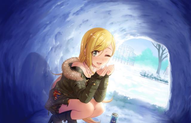 藤本里奈ちゃん(シンデレラガールズ)エロ画像 金髪チャラかわ☆-2