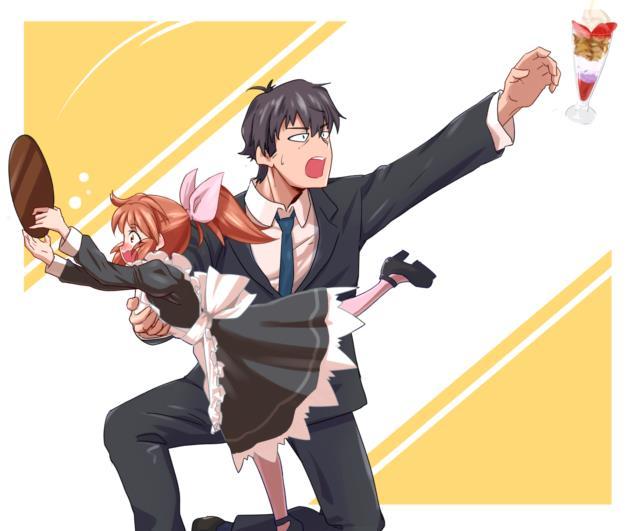 安部菜々ちゃん(デレマス)エロ画像 メイド喫茶で働く宇宙人アイドル() part2-5