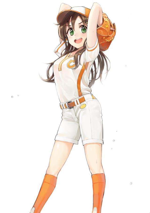 姫川友紀ちゃん(デレマス)のエロ画像まとめ ビール片手に野球応援!!!-45