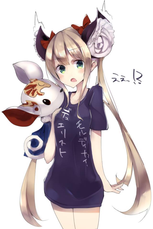 ルナちゃん(シャドウバース)のエロ画像まとめ きゃわたん!きゃわたん!-6