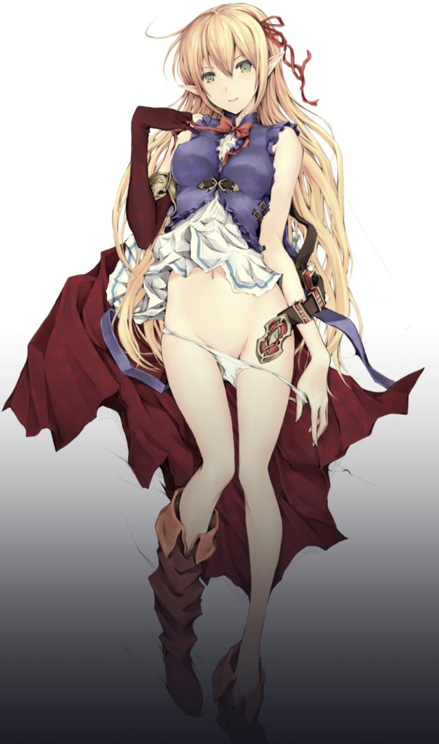 メインヒロインかわいいアリサちゃんシャドウバースのエロ画像まとめ-4