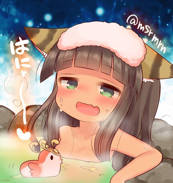バステトちゃん(バズドラ)のエロ画像まとめ エジプトの神様を褐色ネコ耳幼女にしてしまう日本人の妄想の逞しさよ・・・ part2-33