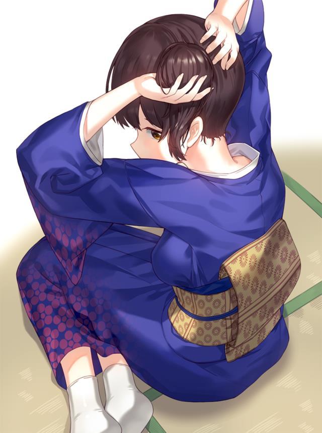 加賀さん(艦これ)のエロ画像まとめ いつもお世話になっております。 part2-12