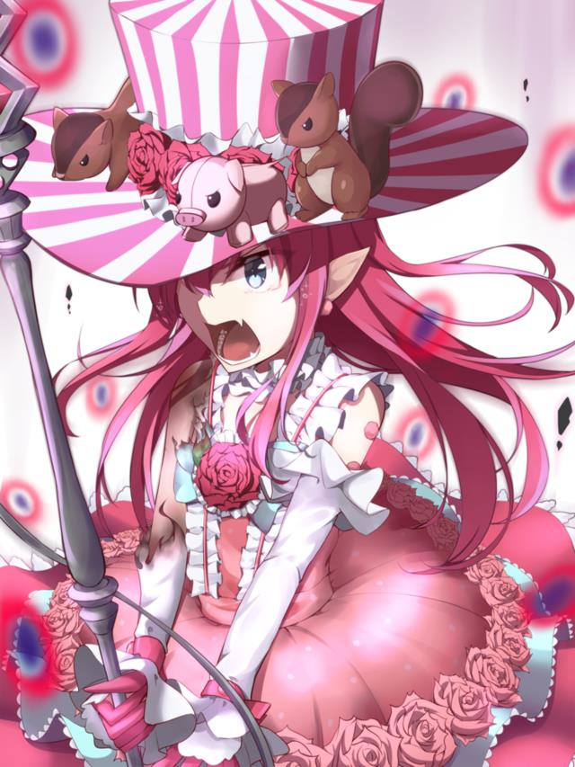 エリザベート・バートリーちゃん(Fate/Grand Order)のエロ画像まとめ 何度も出てきて恥ずかしくないんですか?-19
