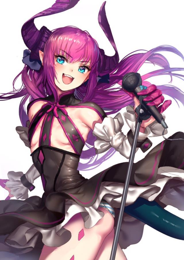 エリザベート・バートリーちゃん(Fate/Grand Order)のエロ画像まとめ part3-21