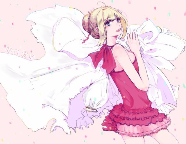 赤セイバー(Fateシリーズ)のエロ画像まとめ Fate/EXTRA面白そうwww part3-18