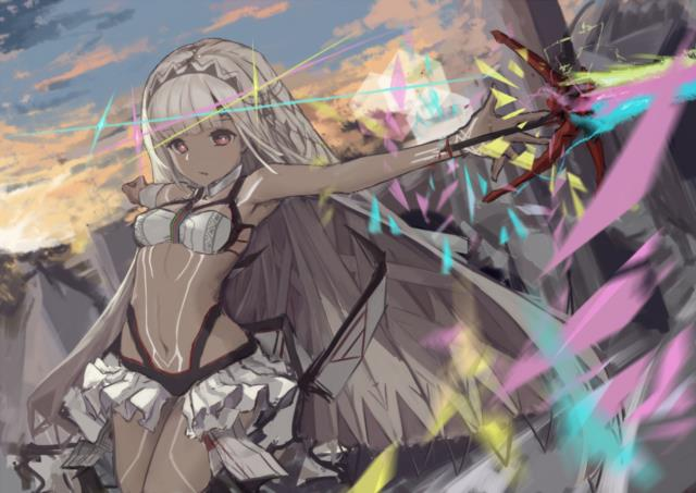アルテラさん(FGO)のエロ画像まとめ なんともかわいい戦闘王さんwww-4