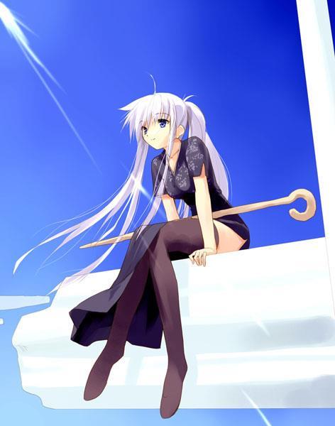 ナオちゃん(マビノギ)のエロ画像まとめ 銀髪ツインテール+巨乳=結婚してください!-23