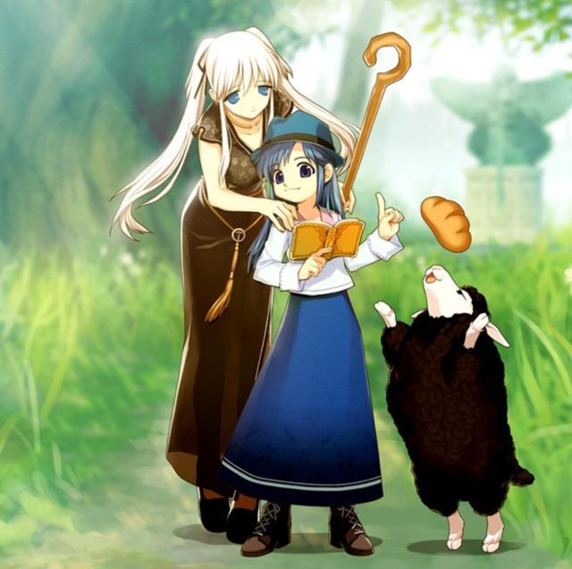 ナオちゃん(マビノギ)のエロ画像まとめ 銀髪ツインテール+巨乳=結婚してください!-34