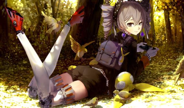 崩壊学園の美少女キャラクターの美麗画像まとめ-3