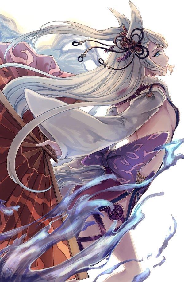 ソシエたそ(グラブル)のエロ画像。はんなり美人にもうメロメロwww-29