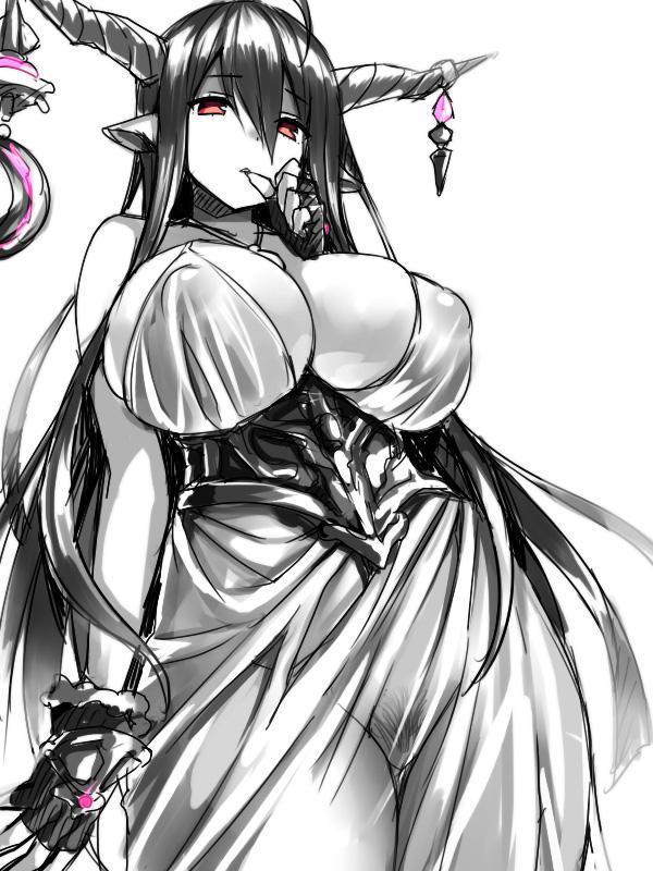 グラブル、ダヌアちゃんのエロ画像。なんとすばらしい乳袋・・・!-13